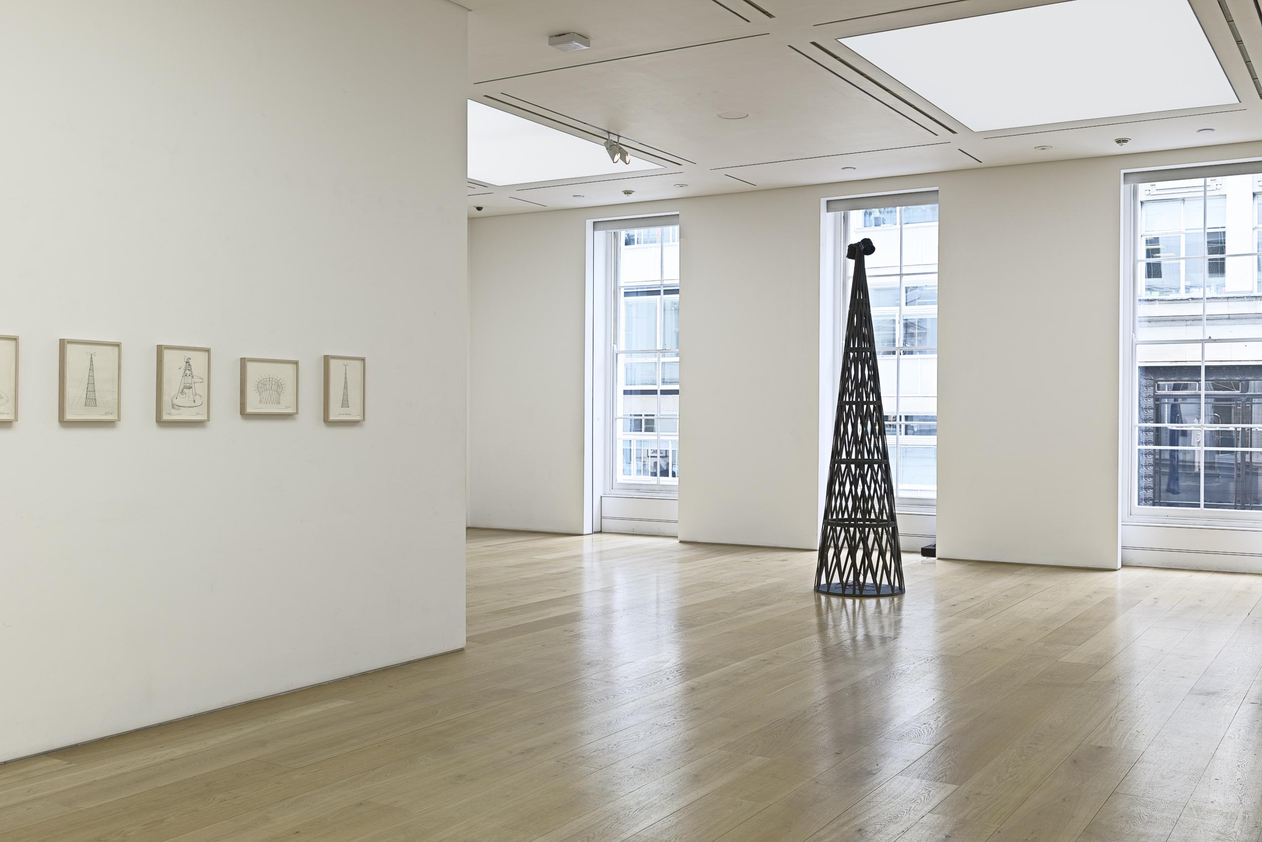 Artwork Documentation. Marlborough Contemporary.